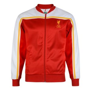 Liverpool FC 1981 Retro Track Jacket