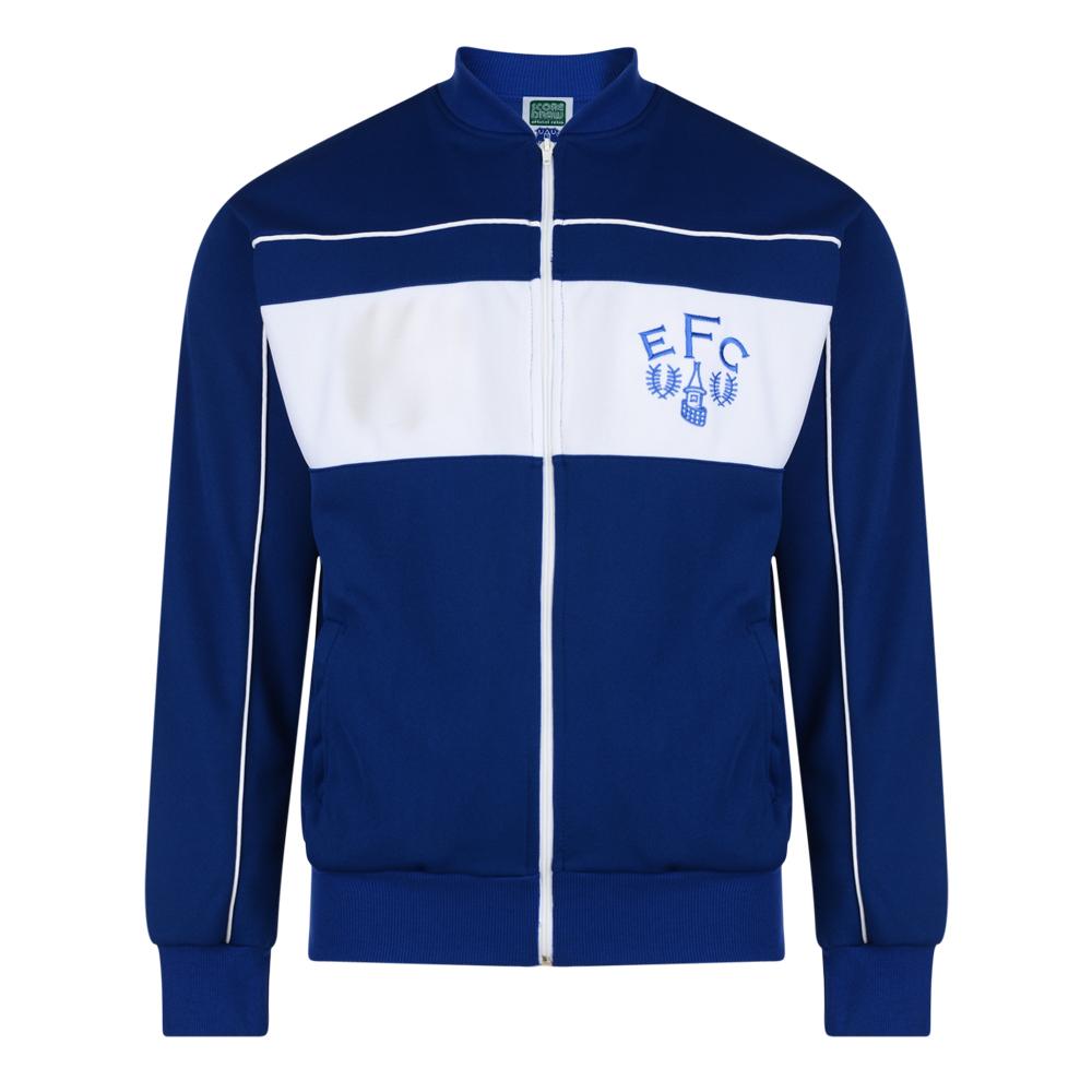 Everton 1982 Retro Football Track Jacket