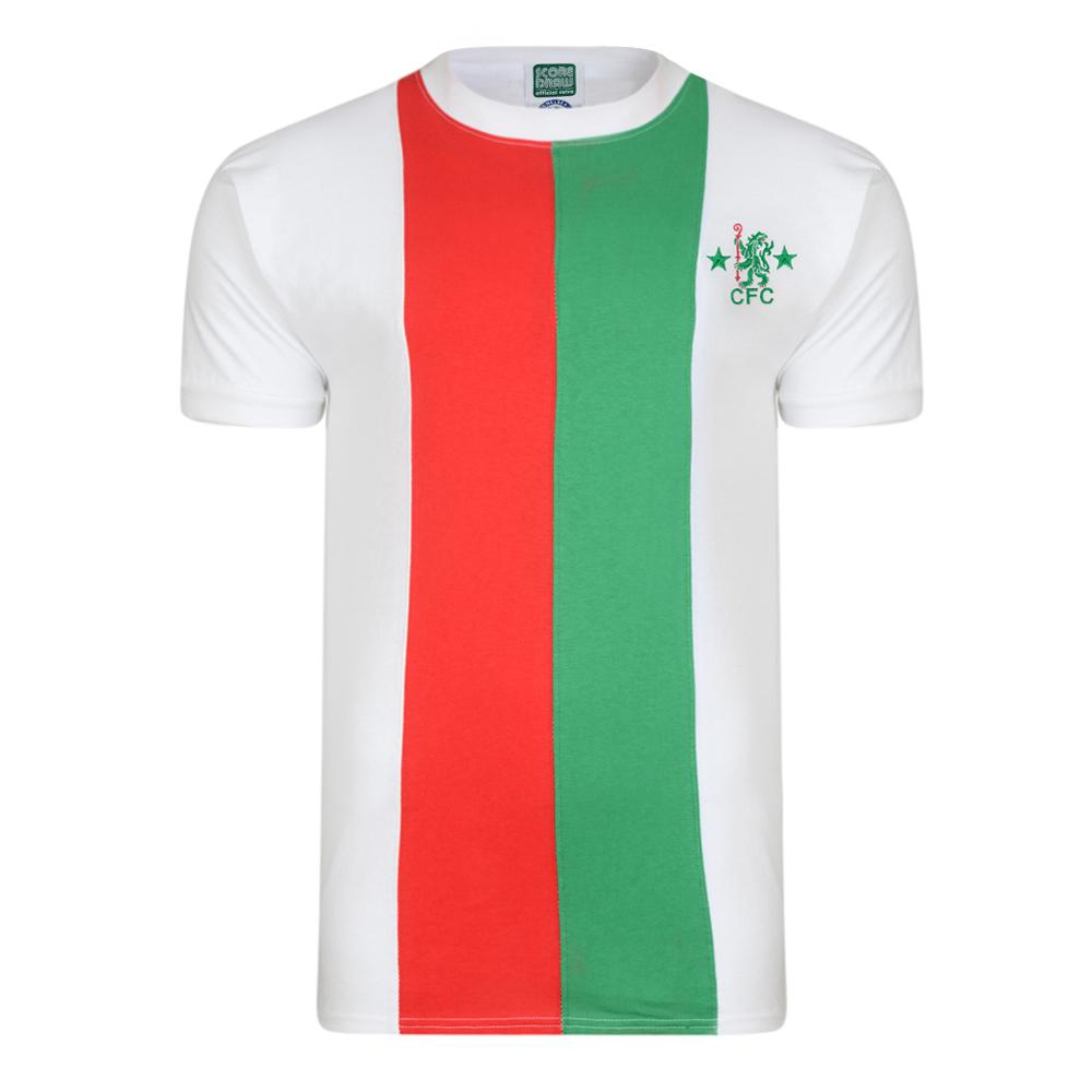 Chelsea 1974 Third Retro Football Shirt