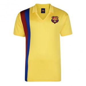 Barcelona 1982 Away Retro Football Shirt