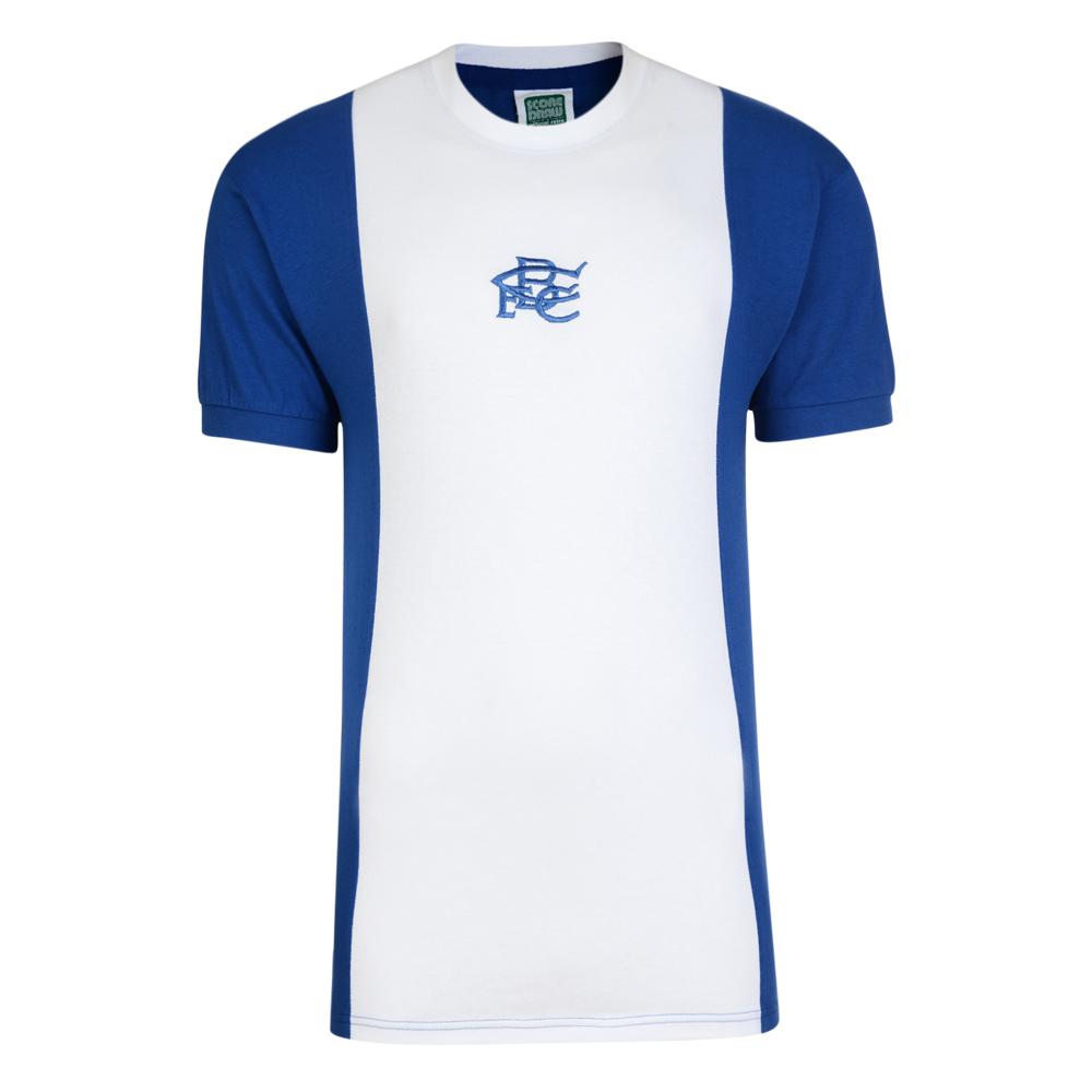 Birmingham City 1972 No8 Retro Football Shirt