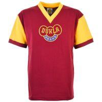 Dukla Prague 1960s Retro Football Shirt