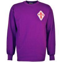 Fiorentina 1960s  Home Retro Football Shirt