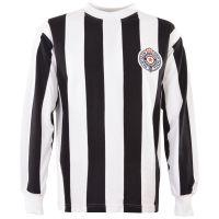 Partizan Belgrade 1960s Retro Football Shirt