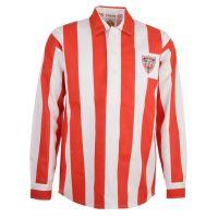 Derry City 1950s Retro Football Shirt