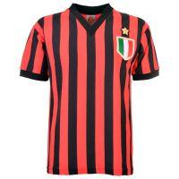 AC Milan 1979-80 Retro Football Shirt