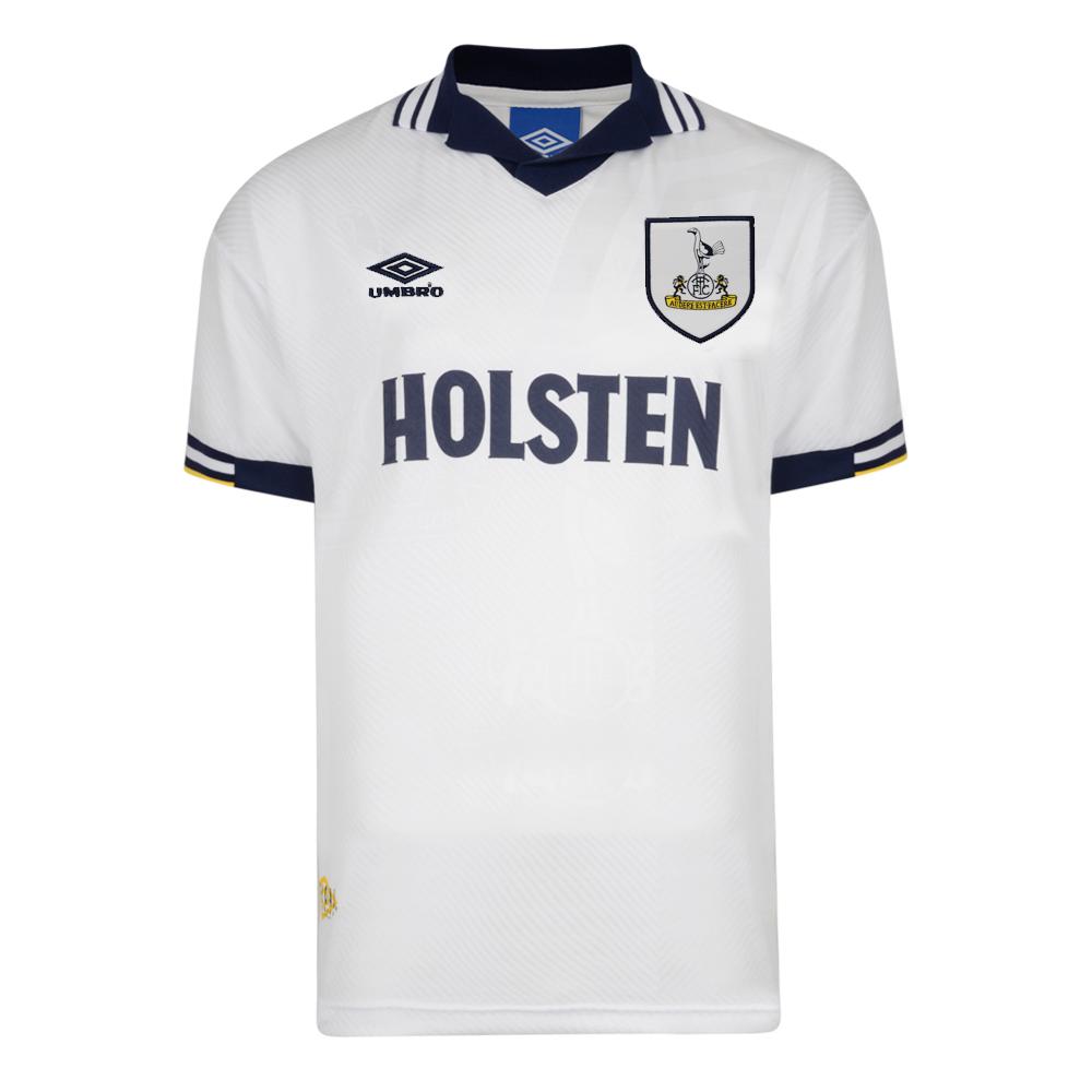 Tottenham Hotspur 1994 Umbro Retro Football Shirt