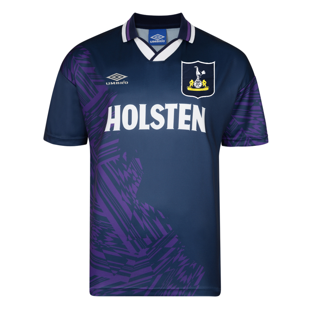 Tottenham Hotspur 1994 Away Umbro Retro Shirt