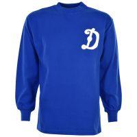 Dynamo Moscow 1960s Retro Football Shirt