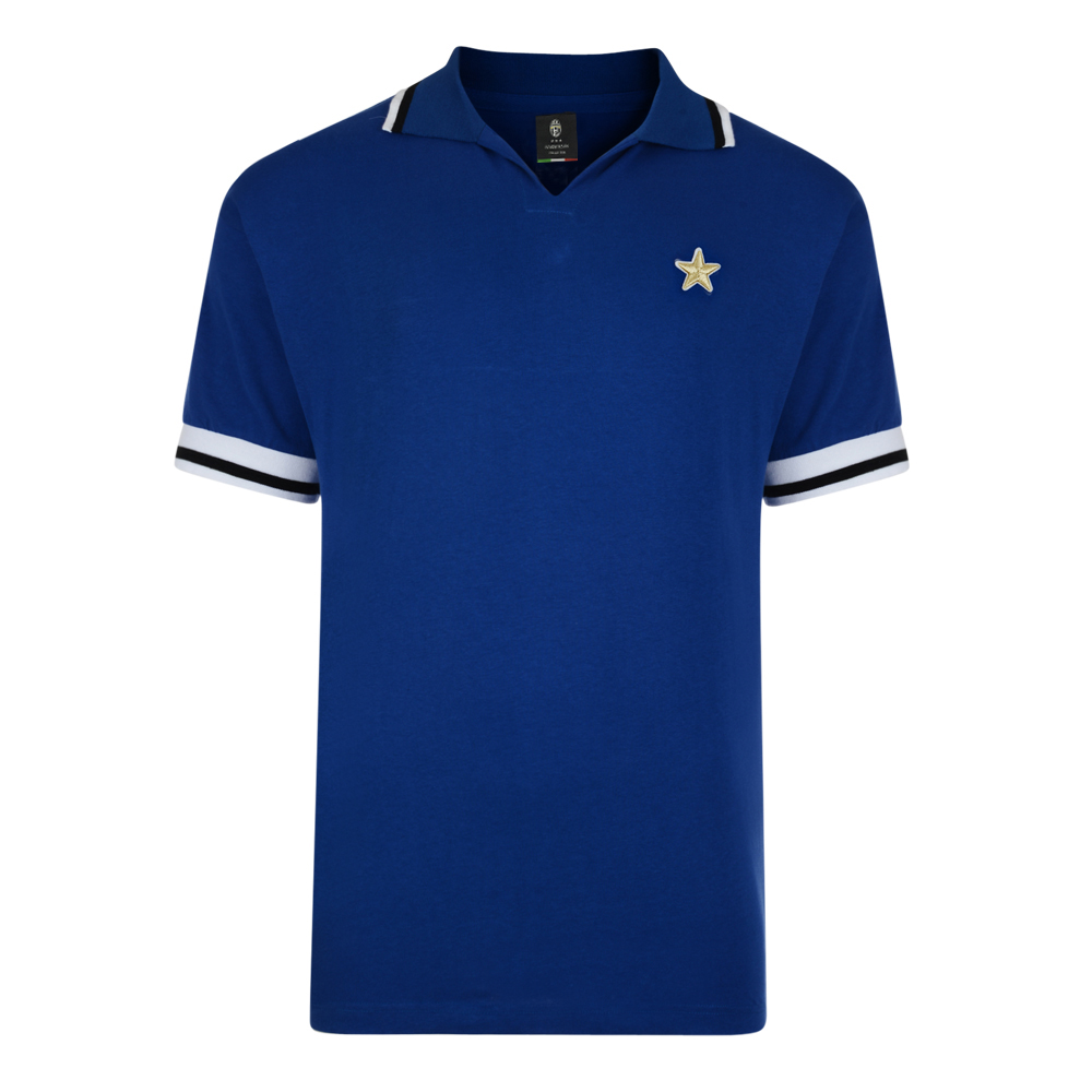 Juventus 1977 UEFA Cup Final Retro Away Shirt