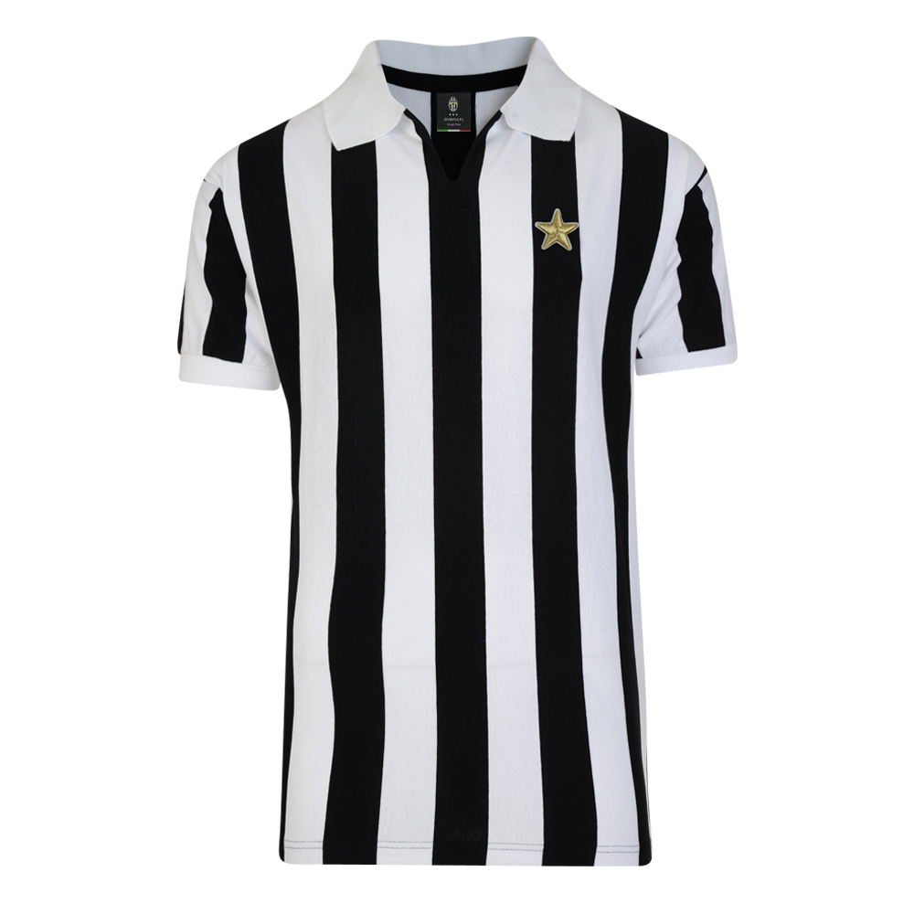 Juventus 1977 UEFA Cup Final Retro Shirt