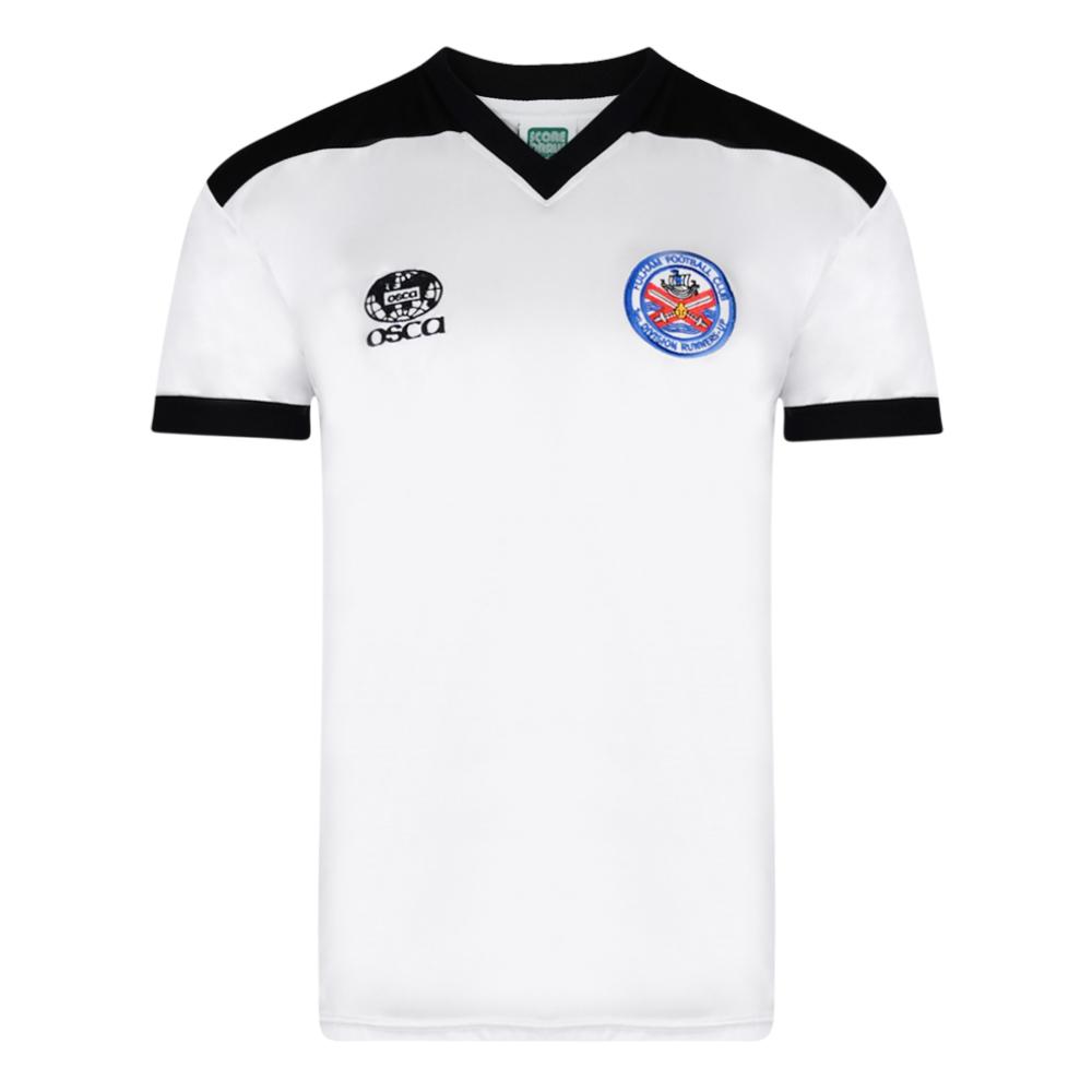 Fulham 1982 Retro Football Home Shirt