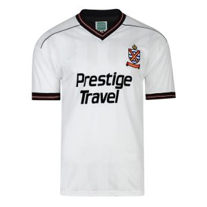 Fulham 1986 Retro Football Home Shirt