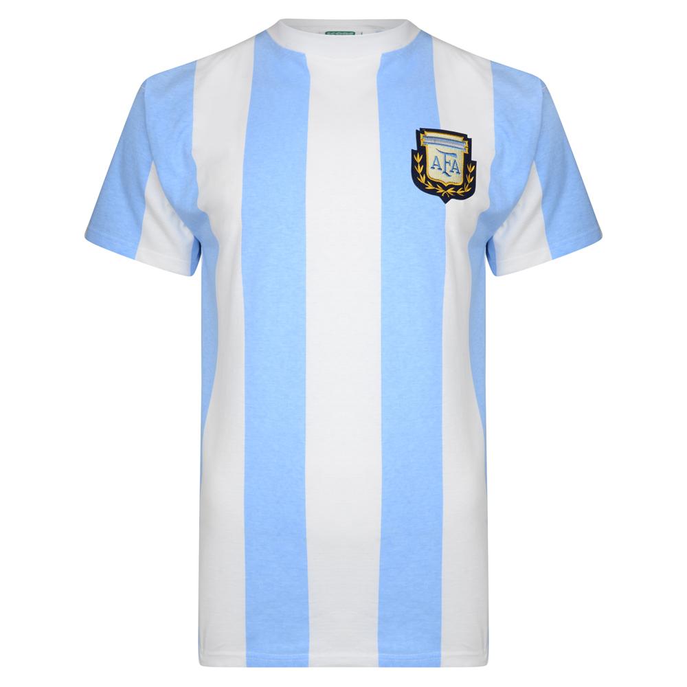 Argentina 1986 World Cup Final shirt