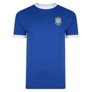 Brasil 1970 World Cup Finals Away shirt