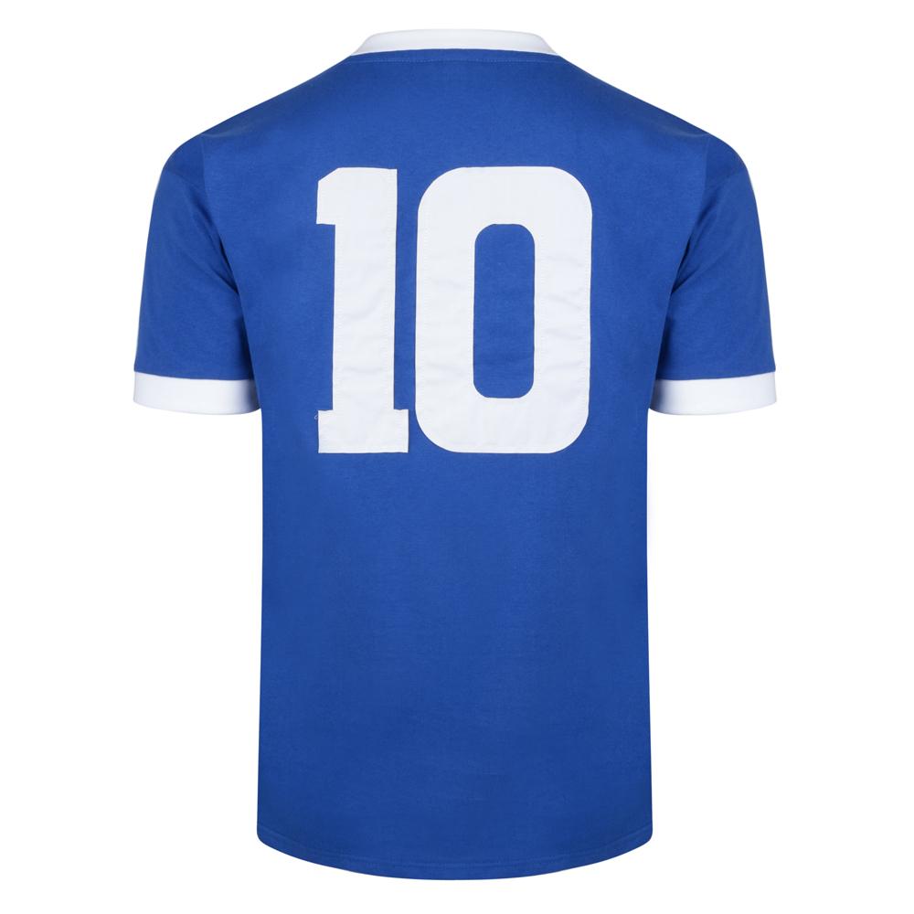Brasil 1970 World Cup Finals Away No10 shirt