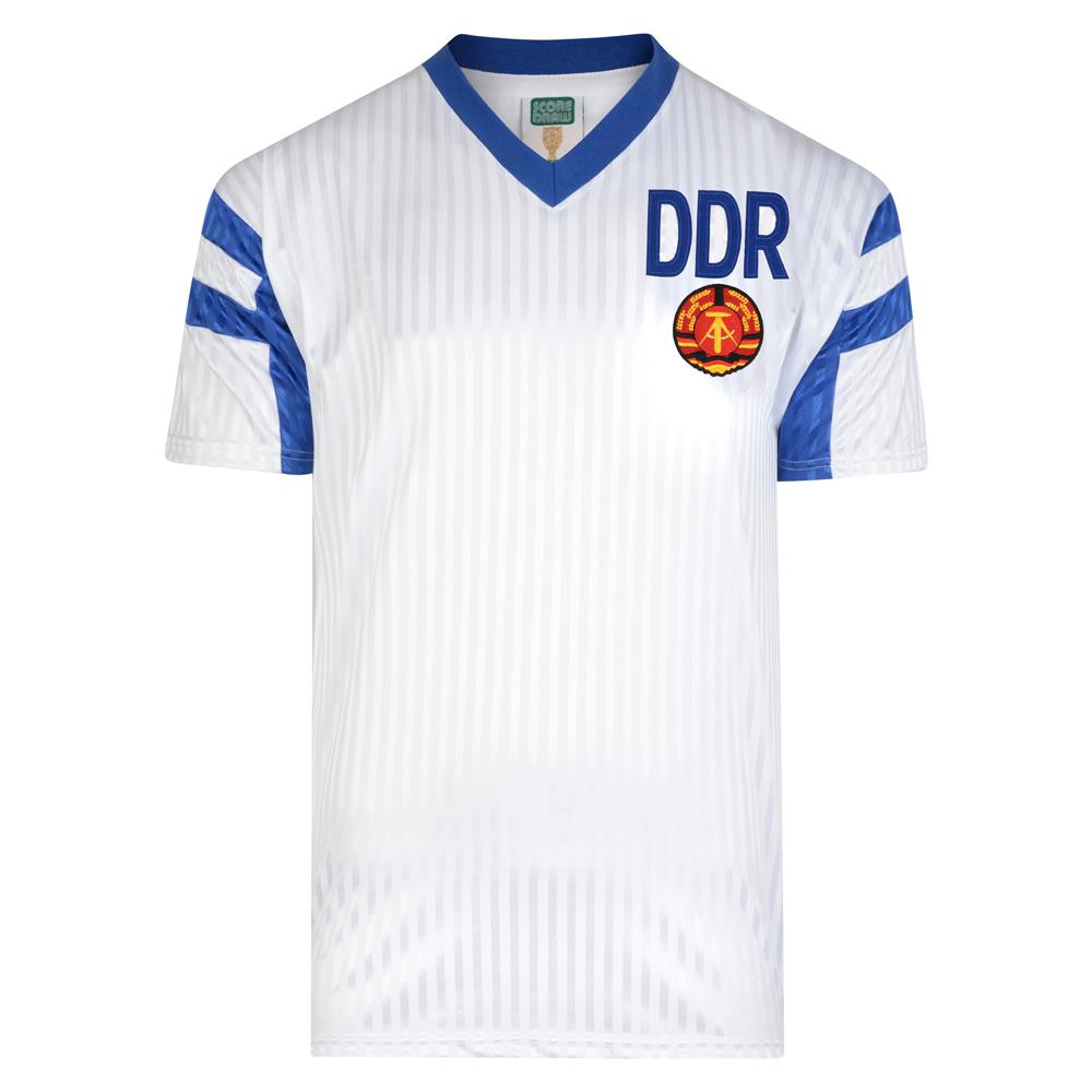 DDR 1991 Away shirt