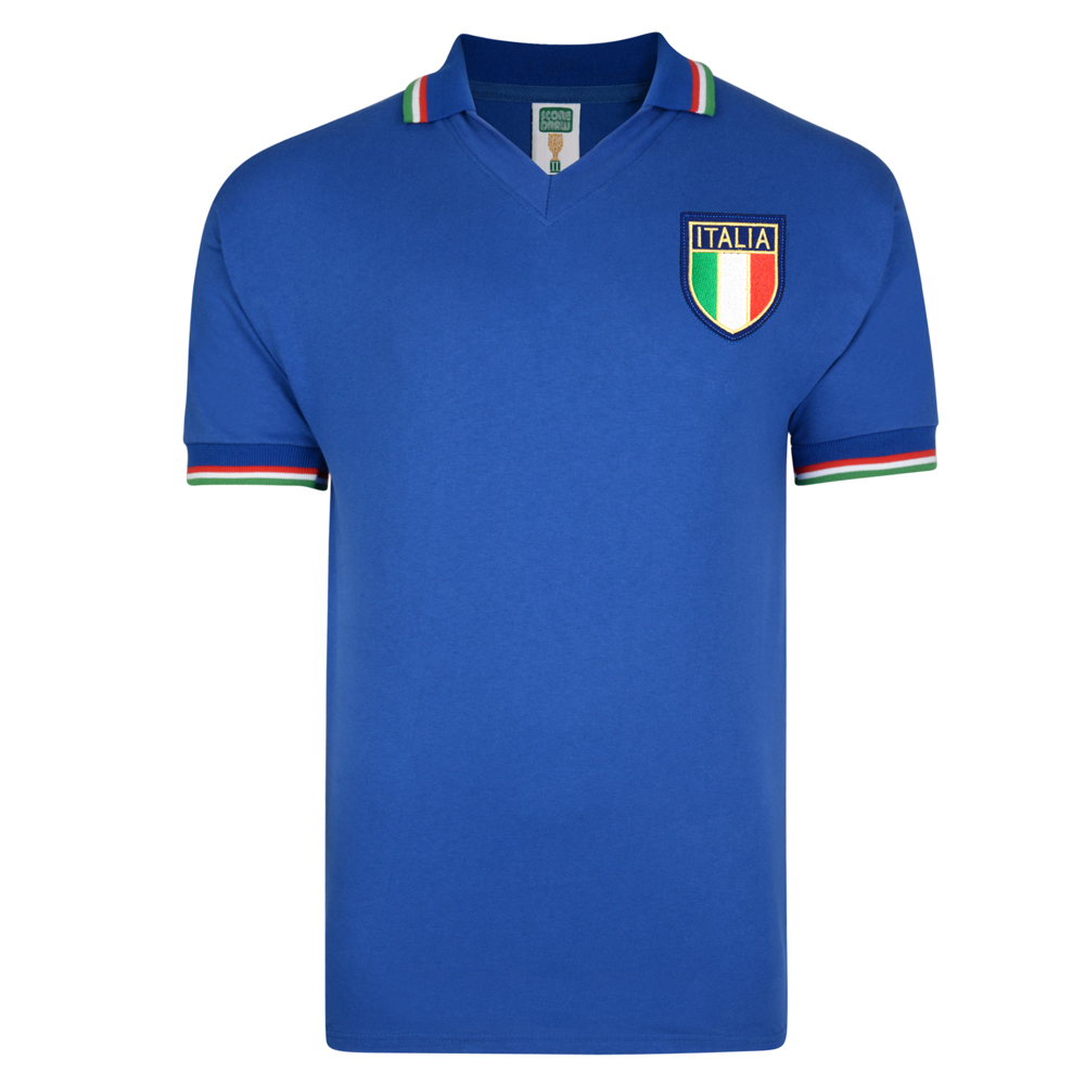 Italia 1982 World Cup Final shirt