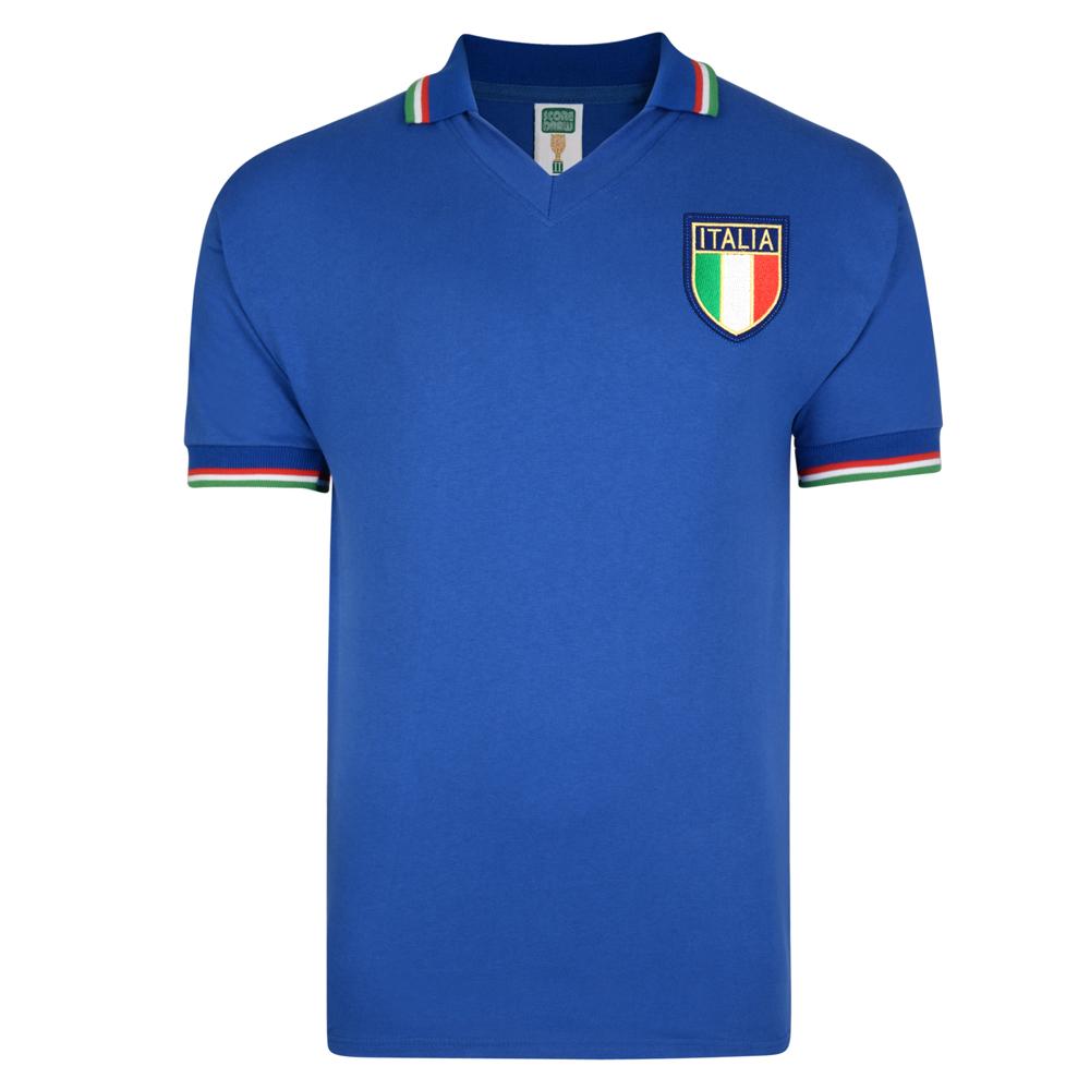Italia 1982 World Cup Final shirt