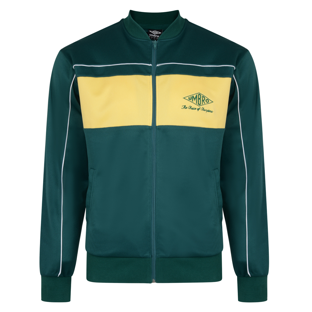 Umbro Choice of Champions Green Track Jacket