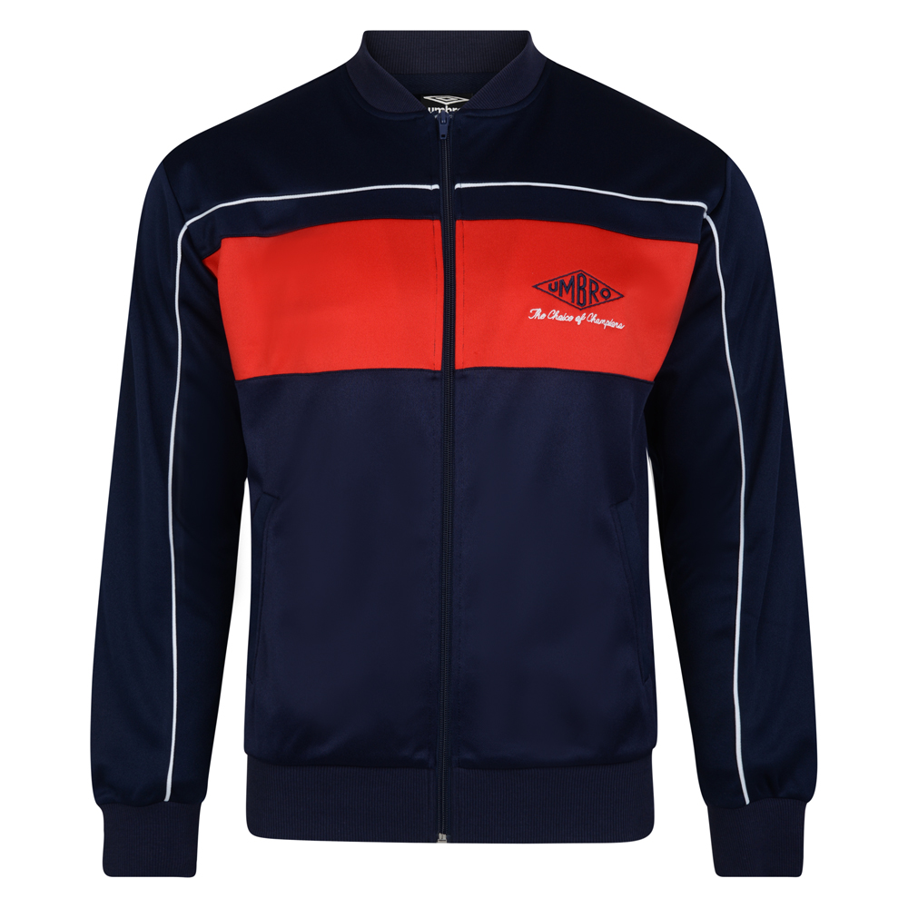Umbro Choice of Champions Nvy England Track Jacket