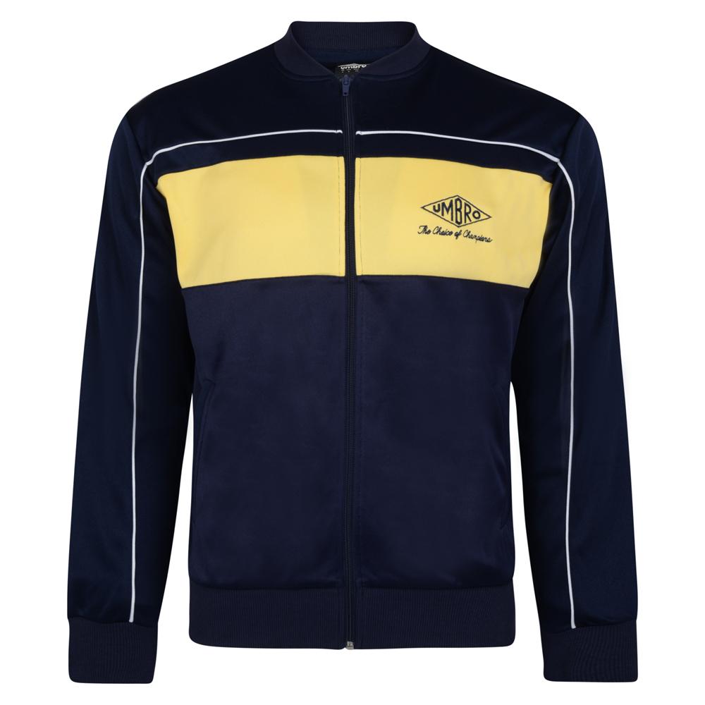 Umbro Choice of Champions Navy Track Jacket