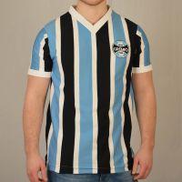 Gremio 1970s Retro Football Shirt