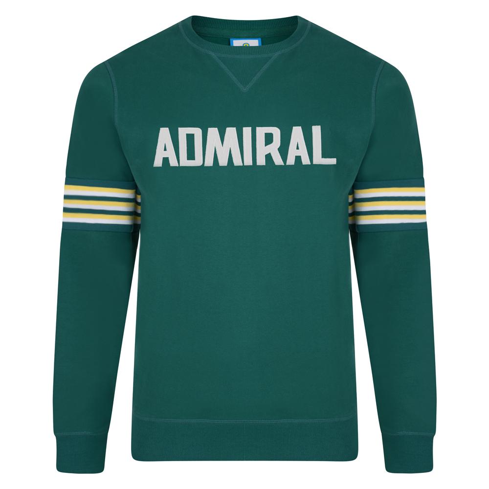 Admiral 1974 Green Club Sweatshirt