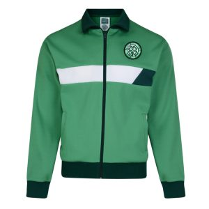 Celtic 1986 Track Retro Track Jacket