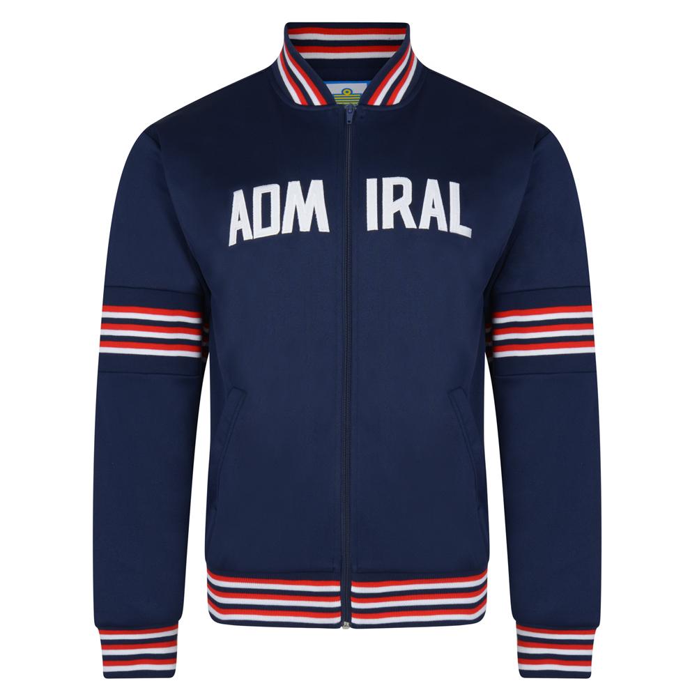Admiral 1974 Navy England Track Jacket
