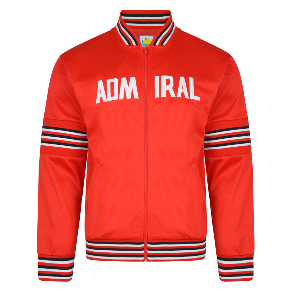 Admiral 1974 Red Club Track Jacket