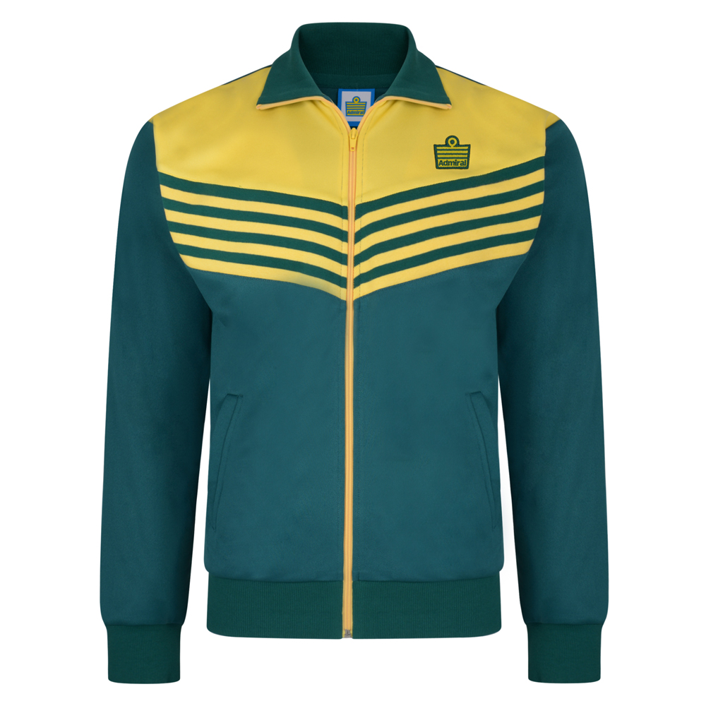 Admiral 1976 Green Club Track Jacket