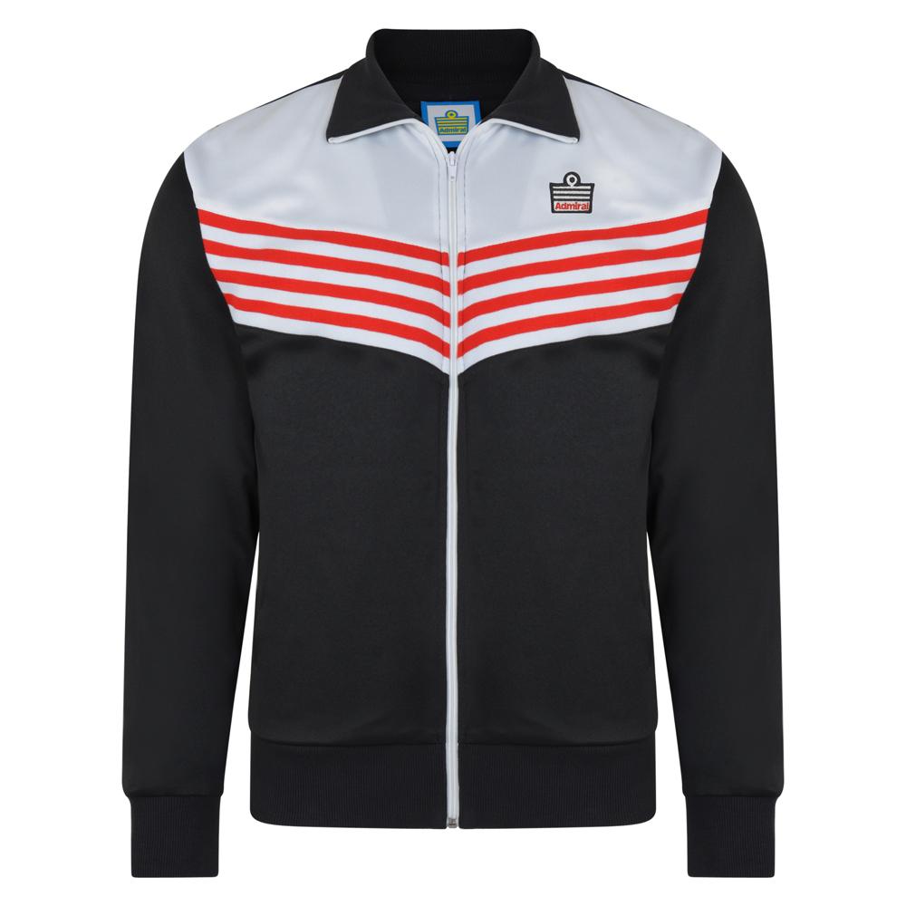 Admiral 1976 Black Club Track Jacket