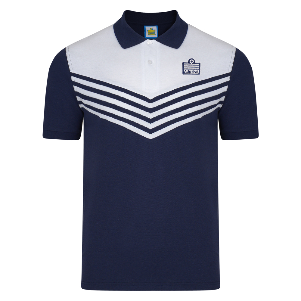 Admiral 1976 Navy Club Polo