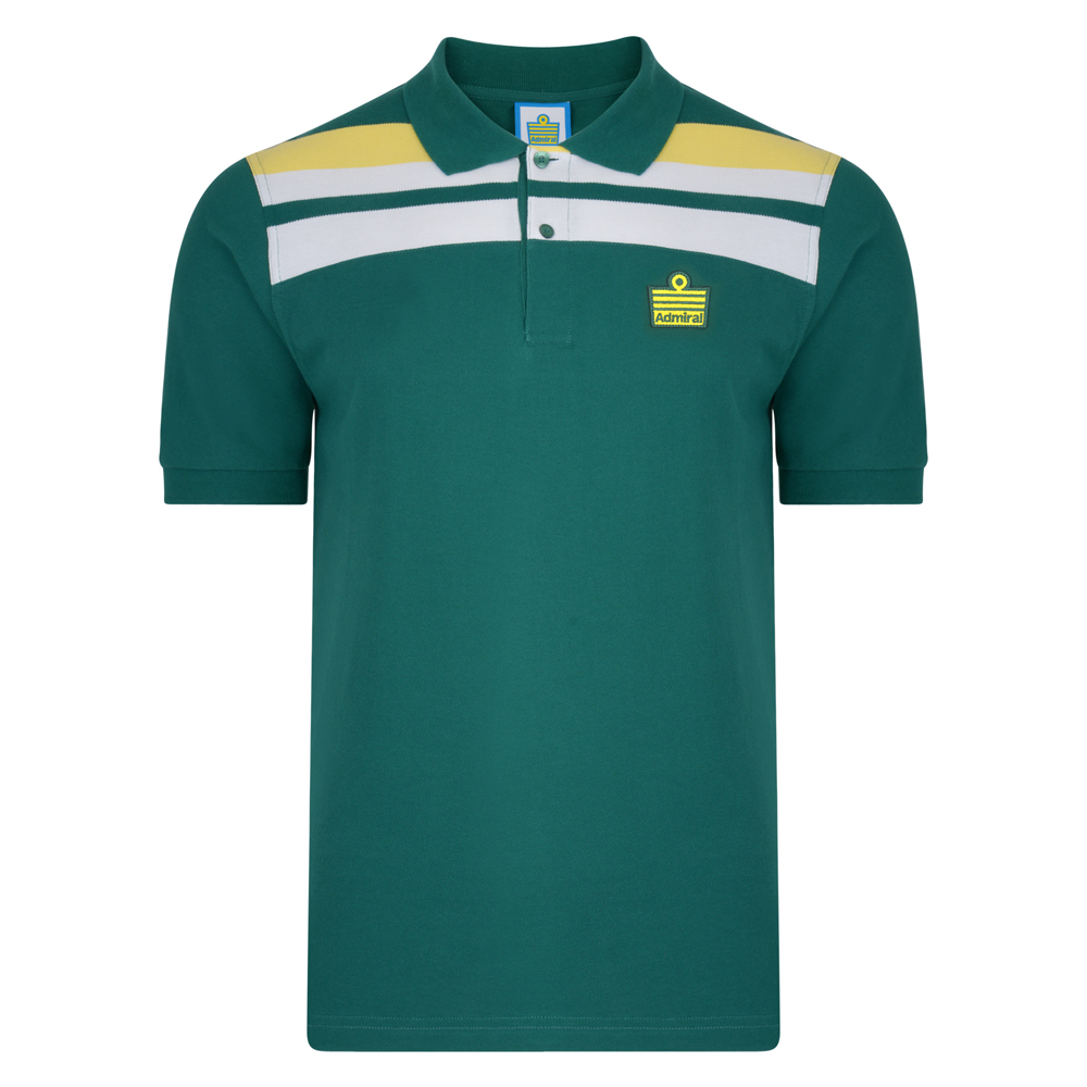 Admiral 1982 Green Club Polo