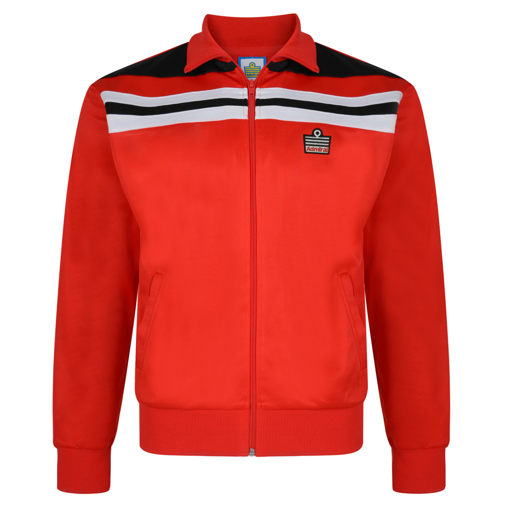 Admiral 1982 Red Club Track Jacket