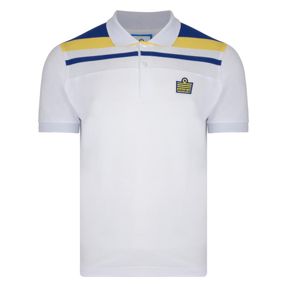 Admiral 1982 White Club Polo
