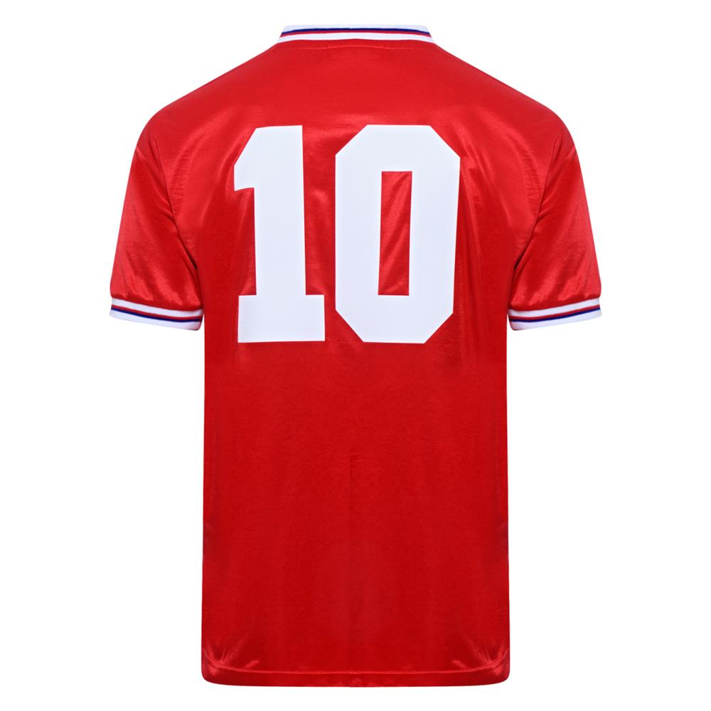 England 1982 World Cup Finals Away No10 Shirt