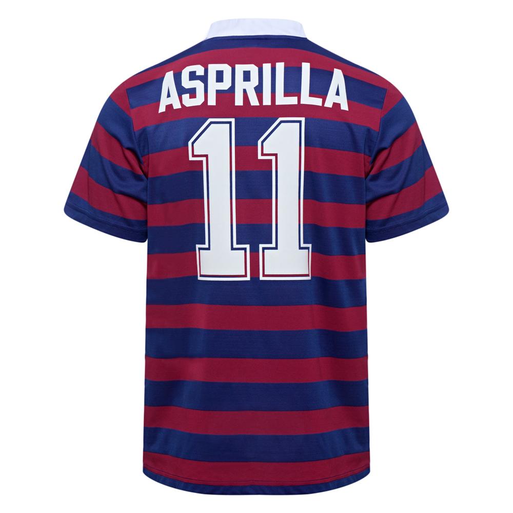 Newcastle United 1996 Away No11 Asprilla Shirt
