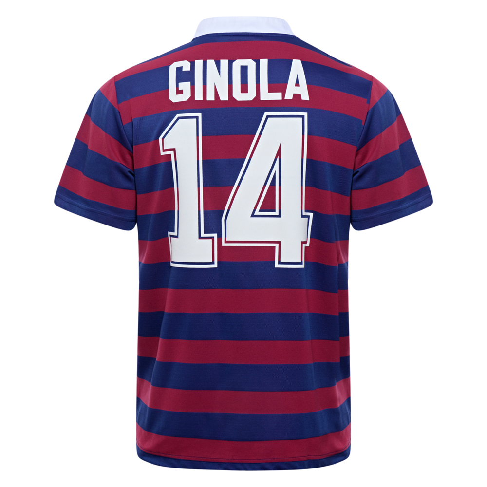 Newcastle United 1996 Away No14 Ginola Shirt