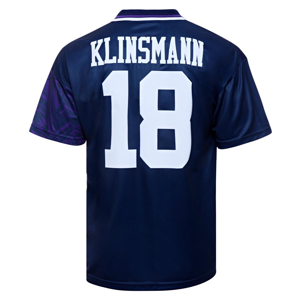 Tottenham Hotspur 1994 Away No18 Klinsmann Shirt