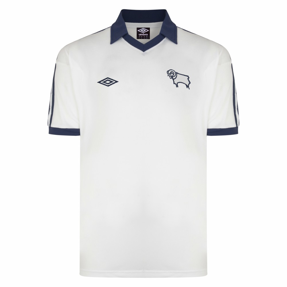 Derby County 1978 Umbro shirt