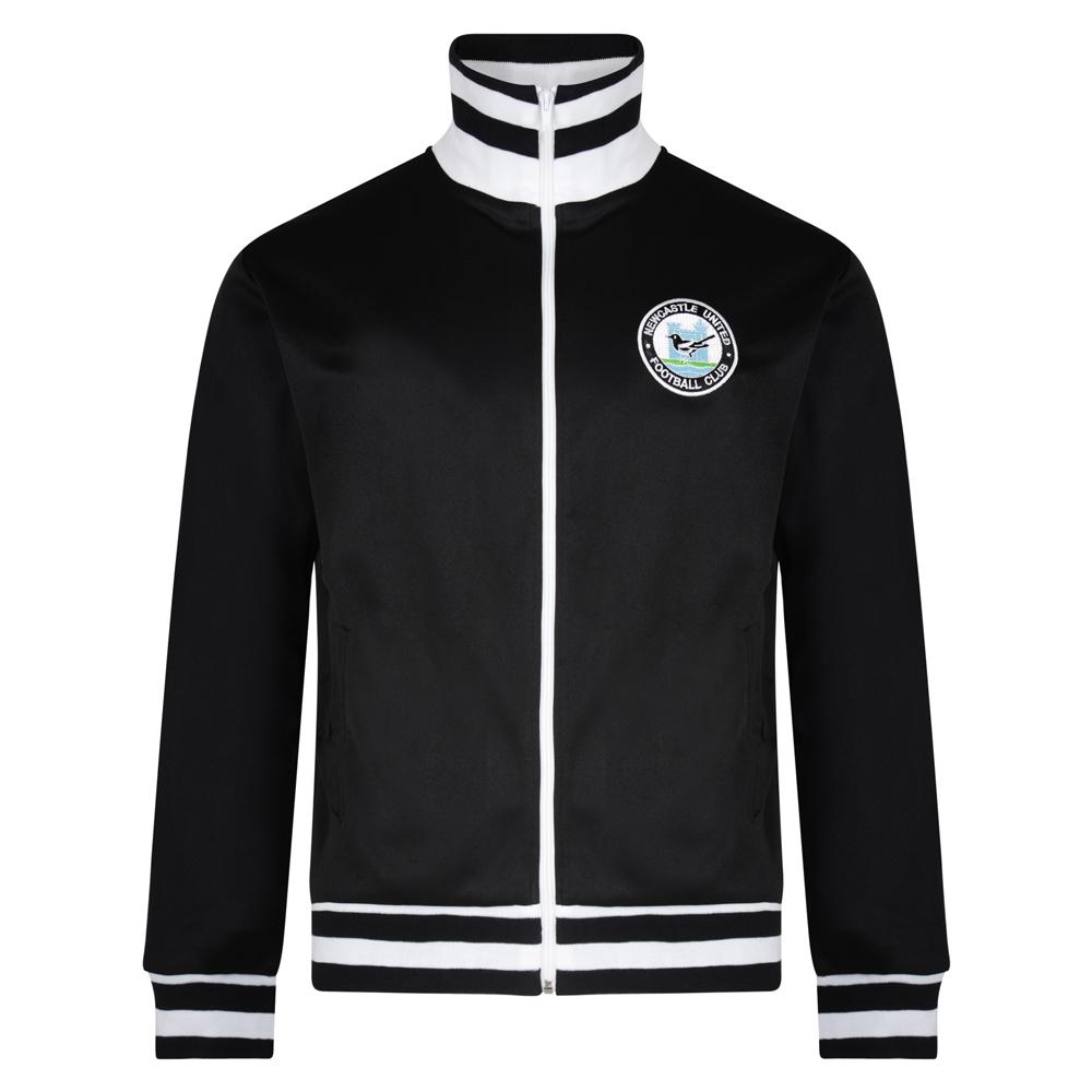 Newcastle United 1982 Retro Track Jacket