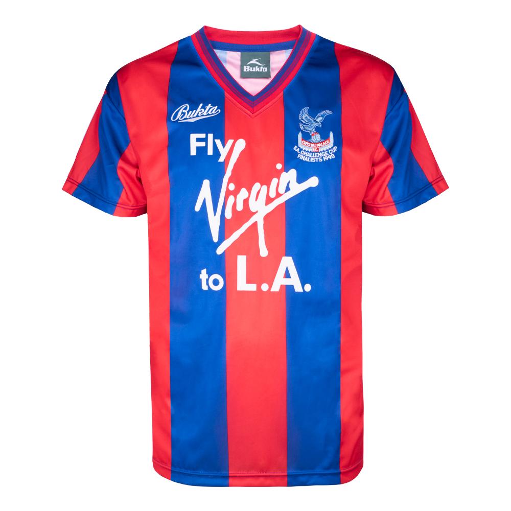 Crystal Palace 1990 FA Cup Final shirt