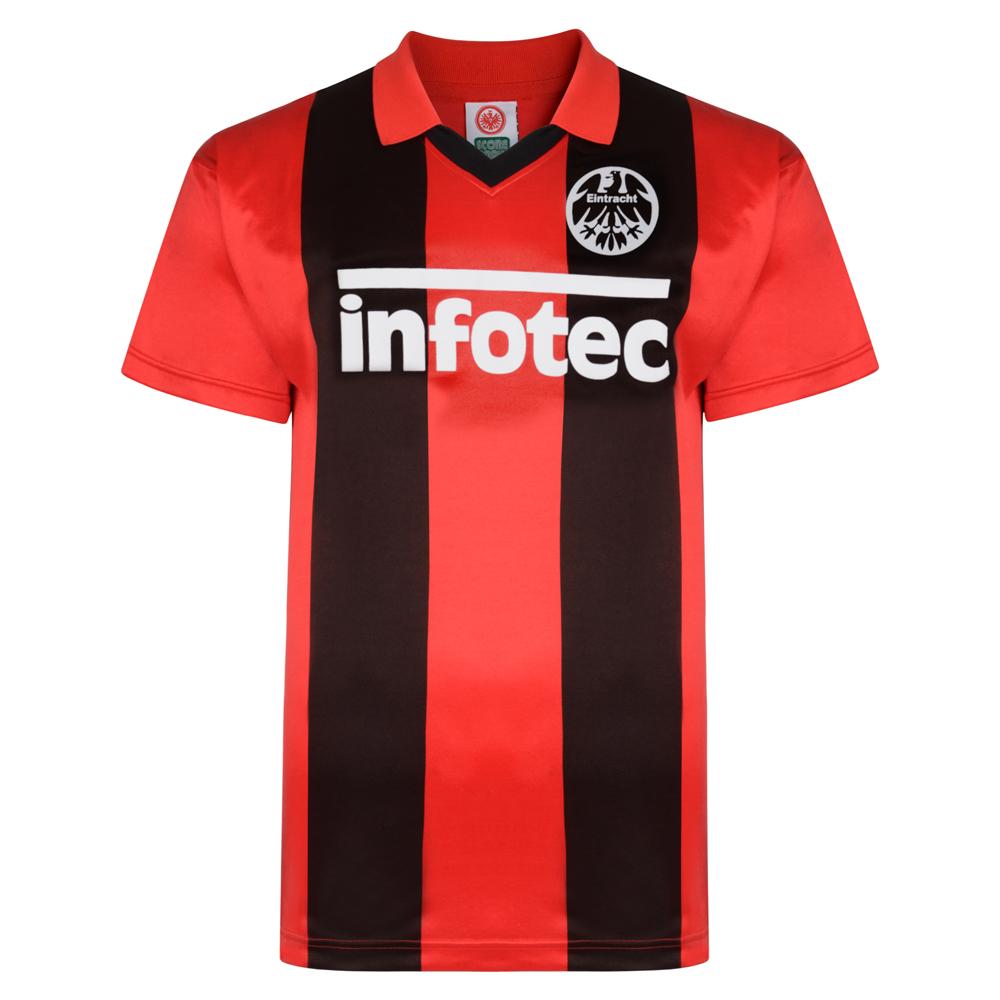 Eintracht Frankfurt 1982 trikot