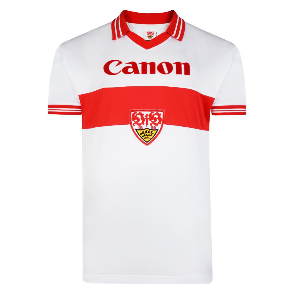 VfB Stuttgart 1980 trikot Football shirt