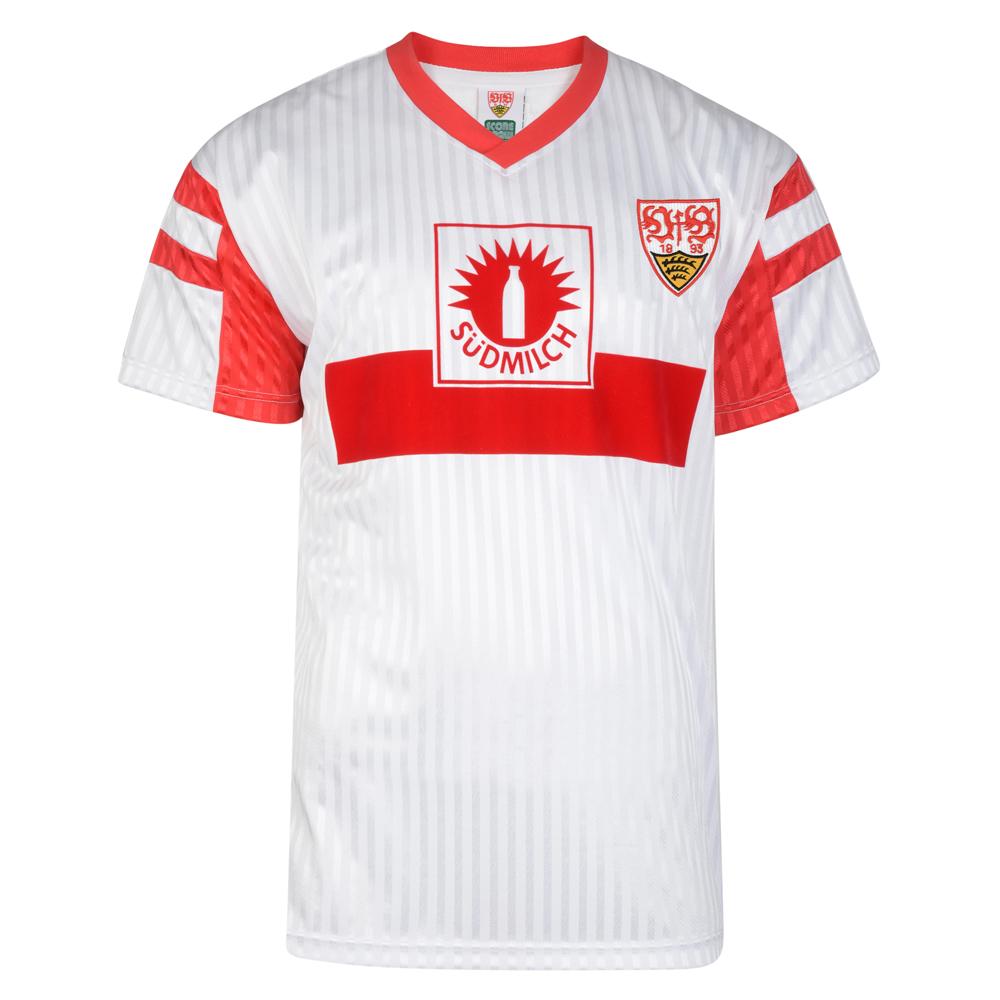 VfB Stuttgart 1992 trikot Football shirt