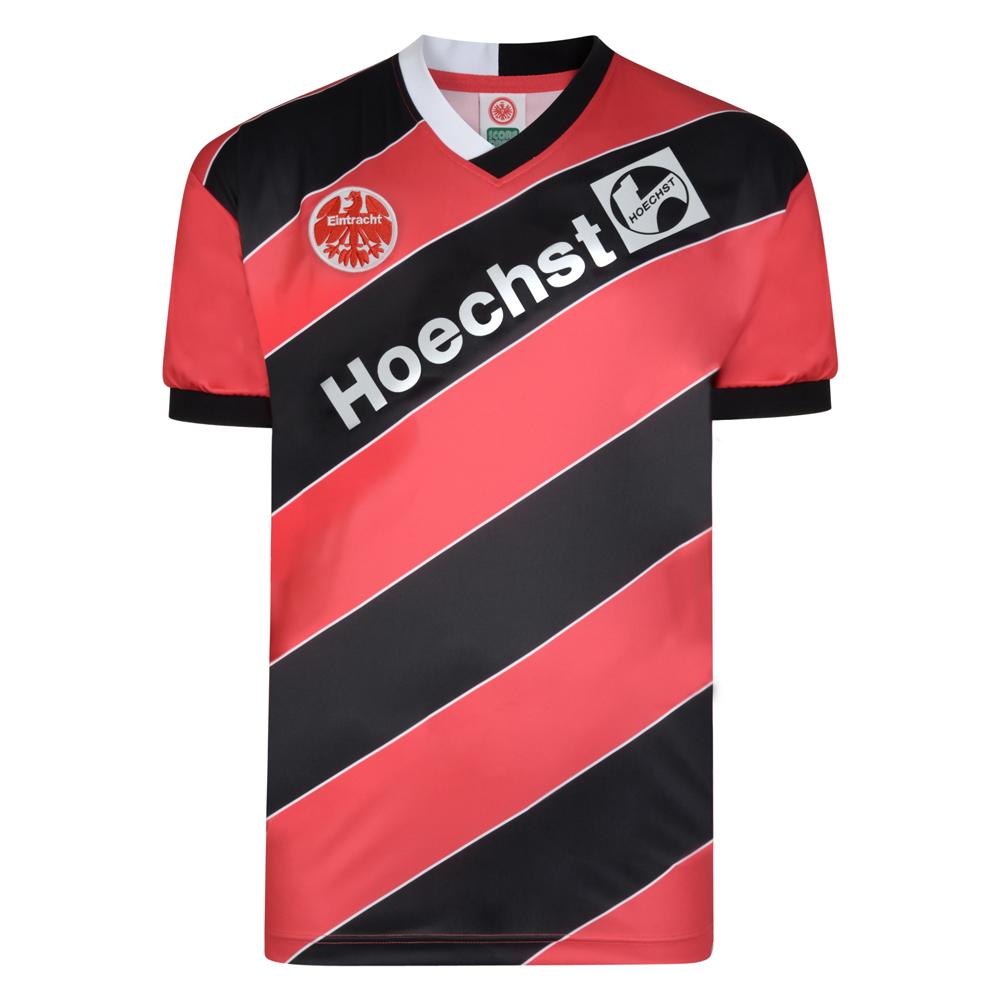 Eintracht Frankfurt 1988 trikot