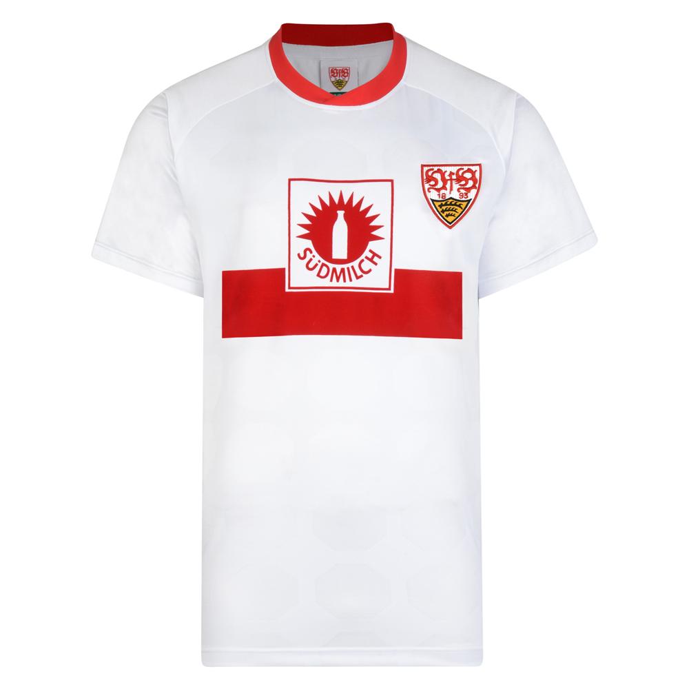 VfB Stuttgart 1989 UEFA Cup Final trikot shirt