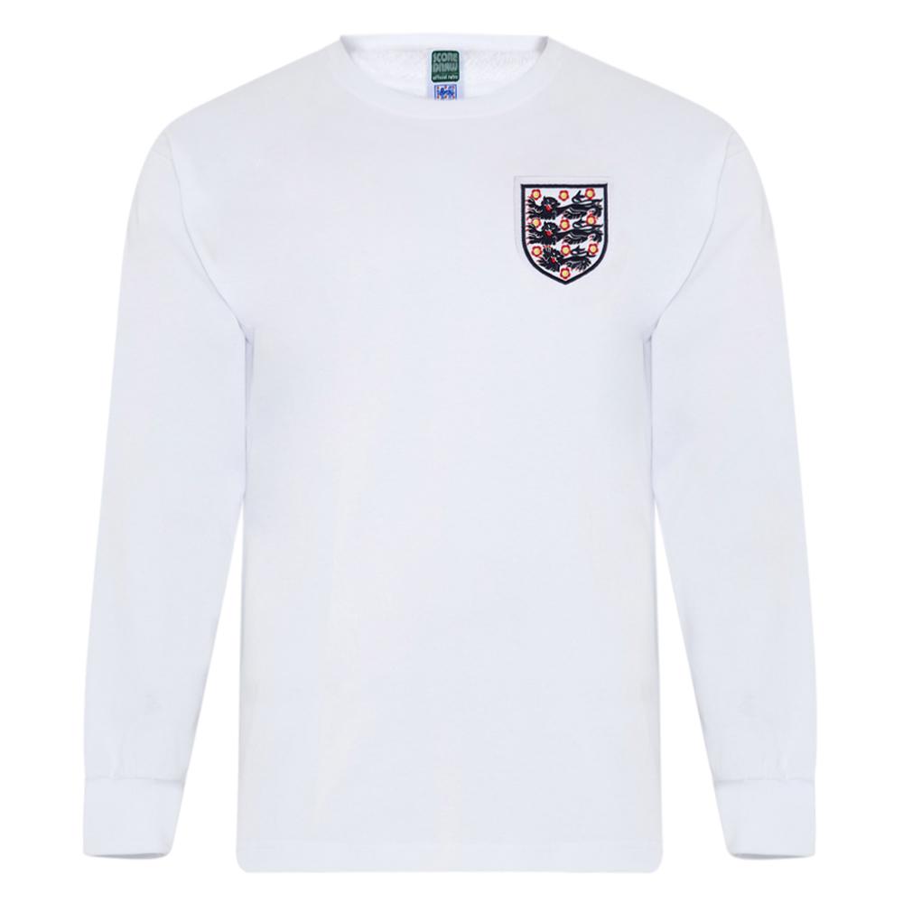 England 1966 World Cup Retro Shirt